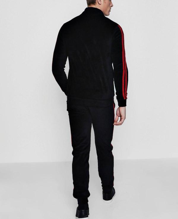 Red-Velour-Stripe-Tracksuit