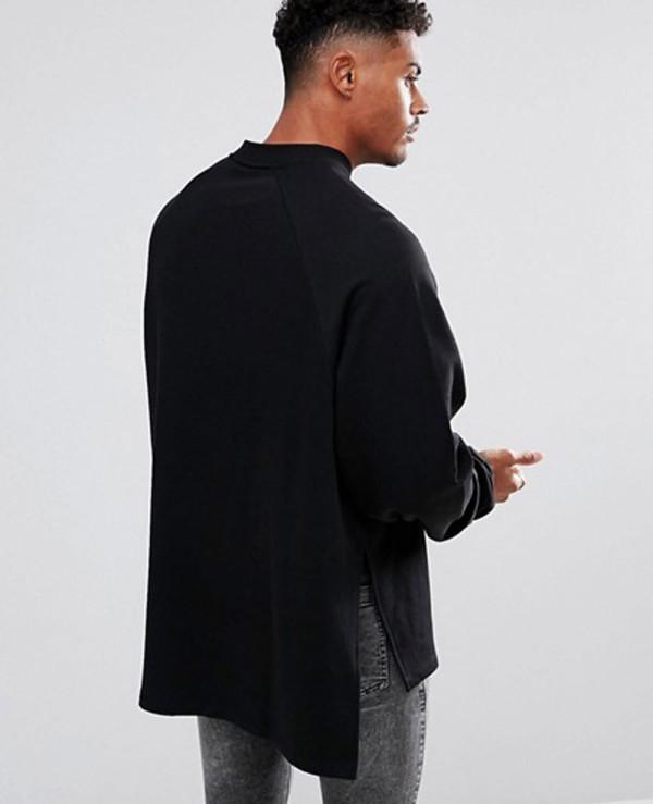 Super-Longline-Oversized-Sweatshirt-with-Side-Splits-and-Dropped-Hem