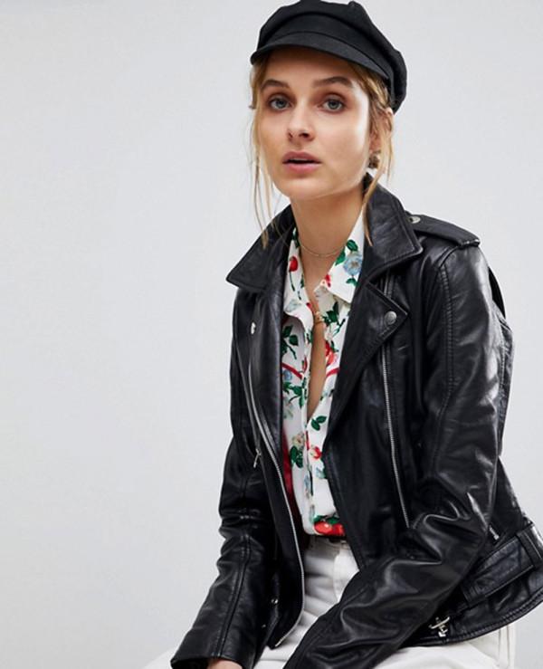 Vintage-Revived-Leather-Biker-Jacket