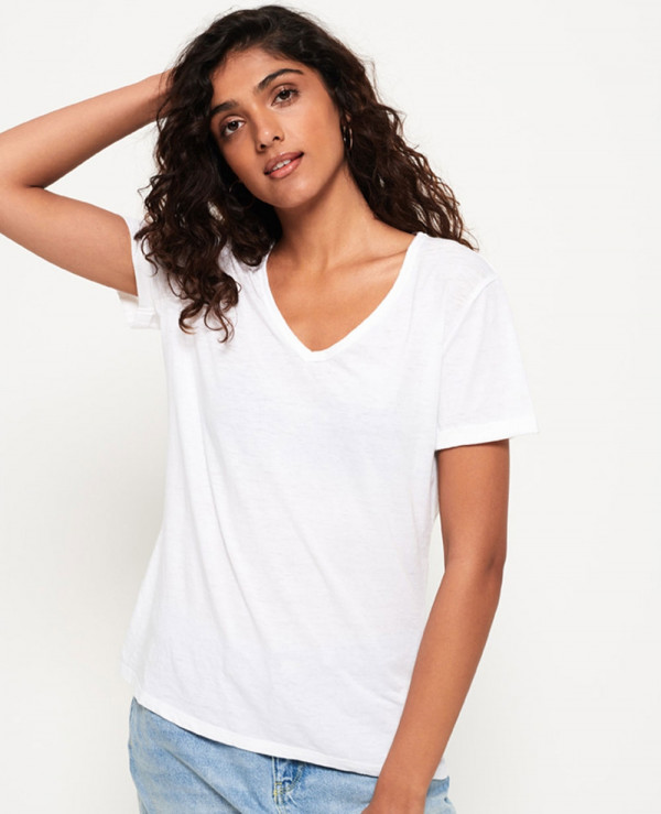Women-Burnout-Vee-T-Shirt