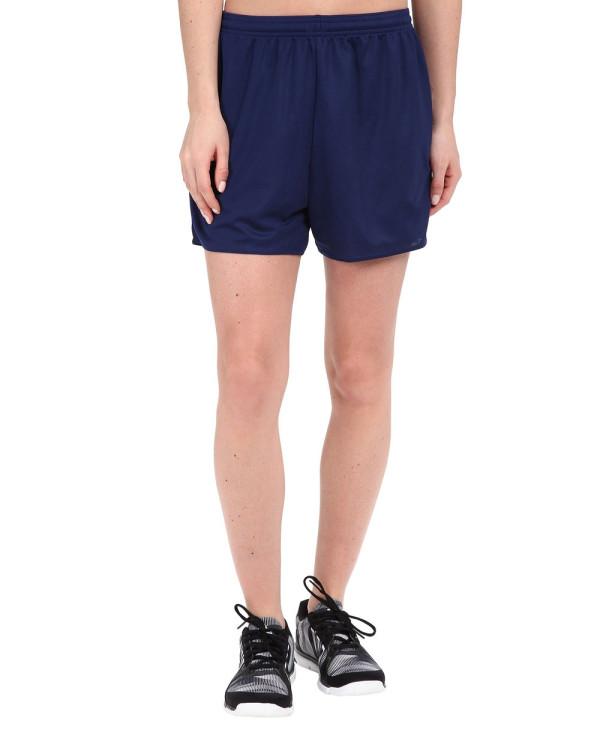 Women-Navy-Blue-Running-Short